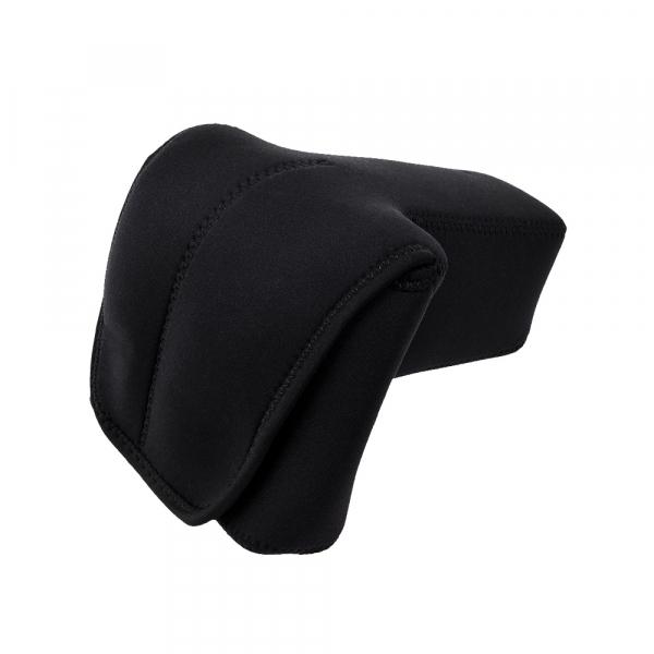 OP/TECH Soft Pouch™ D-SLR Zoom - husa neopren neagra 2