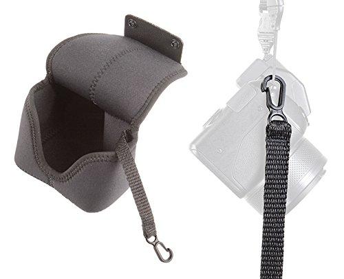 OP/TECH Soft Pouch™ D-Small - husa neopren neagra [3]