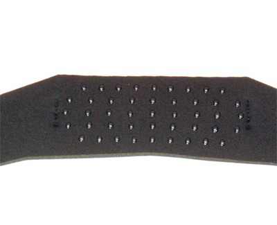 OP/TECH Super Pro Strap™ A Black - Curea de umar 1