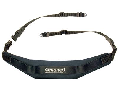 OP/TECH Super Pro Strap™ A Black - Curea de umar 0