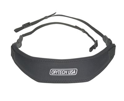 "OP/TECH Utility Strap™ - 3/8"" Black - Curea de umar 0"