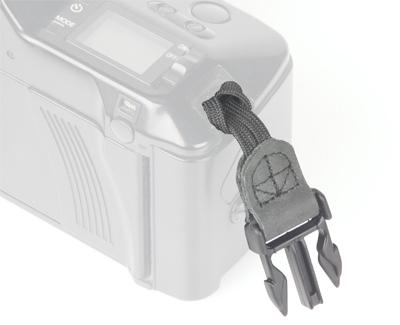 OP/TECH Utility Strap™ - Sling XL Black- Curea de umar ajustabila 3