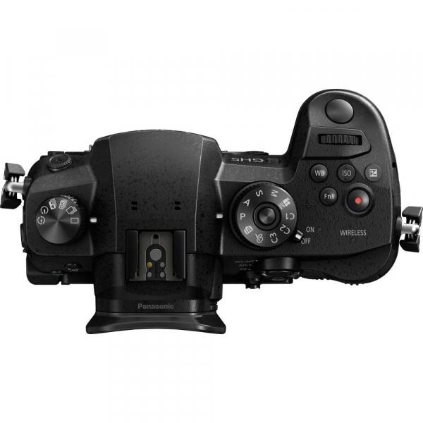 Panasonic DC-GH5 Kit Leica Vario Elmarit 12-60mm f/2,8-4,0 ASPH Power OIS  6