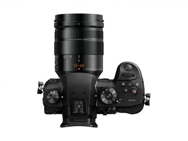 Panasonic DC-GH5 Kit Leica Vario Elmarit 12-60mm f/2,8-4,0 ASPH Power OIS  2