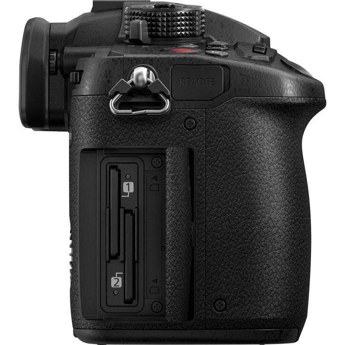 Panasonic  DC-GH5 Mark II negru -  aparat foto mirrorless hibrid - body [5]