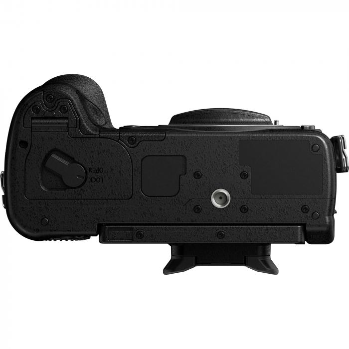 Panasonic  DC-GH5 Mark II negru  -  aparat foto mirrorless hibrid cu obiectiv Lumix G Vario 12-60mm f/3.5-5.6 ASPH. POWER O.I.S [8]