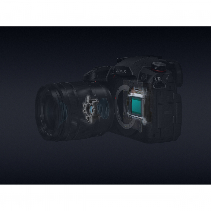 Panasonic  DC-GH5 Mark II negru  -  aparat foto mirrorless hibrid cu obiectiv Panasonic Leica DG Vario-Elmarit 12-60mm F/2.8-4 ASPH. Power O.I.S. [14]