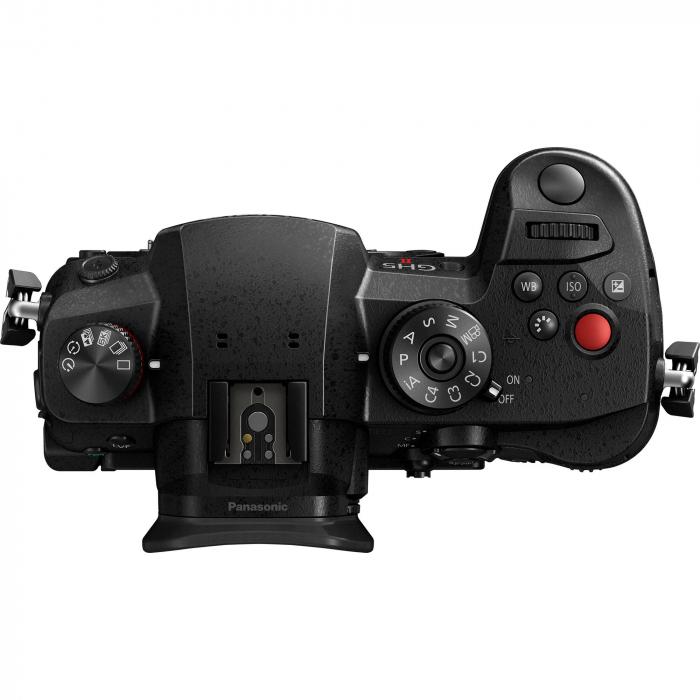 Panasonic  DC-GH5 Mark II negru  -  aparat foto mirrorless hibrid cu obiectiv Panasonic Leica DG Vario-Elmarit 12-60mm F/2.8-4 ASPH. Power O.I.S. [10]