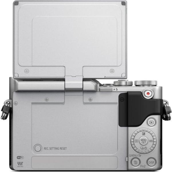 Panasonic DC-GX800 kit G VARIO 12-32 mm f/3.5-5.6 ASPH. MEGA O.I.S. - Argintiu 3