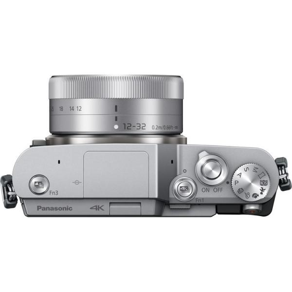 Panasonic DC-GX800 kit G VARIO 12-32 mm f/3.5-5.6 ASPH. MEGA O.I.S. - Argintiu 4