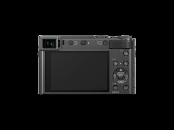 Panasonic DC-TZ200 - argintiu 5