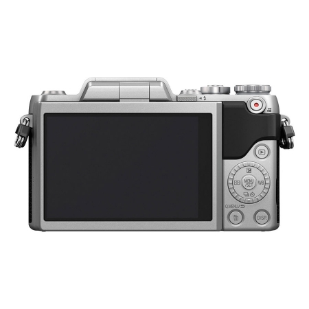 Panasonic  DMC-GF7 argintiu , body 1