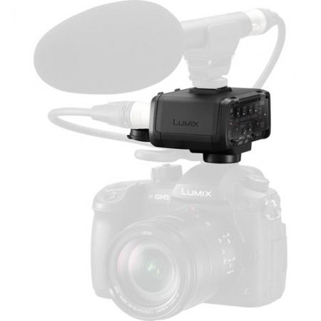 Panasonic DMW-XLR1 - Adaptor microfon XLR pentru DC-GH5 3