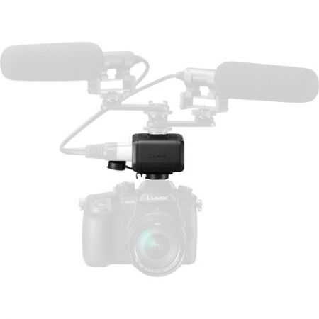 Panasonic DMW-XLR1 - Adaptor microfon XLR pentru DC-GH5 5