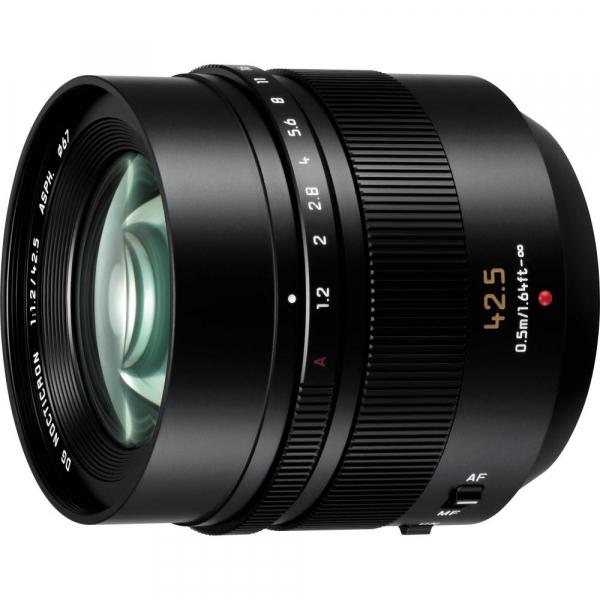 Panasonic Leica DG Nocticron 42.5mm f/1.2 ASPH Power OIS - montura MFT 2