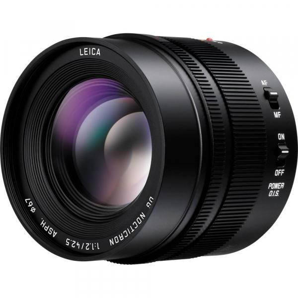 Panasonic Leica DG Nocticron 42.5mm f/1.2 ASPH Power OIS - montura MFT 0
