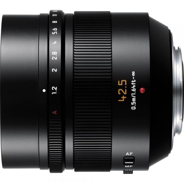 Panasonic Leica DG Nocticron 42.5mm f/1.2 ASPH Power OIS - montura MFT 1