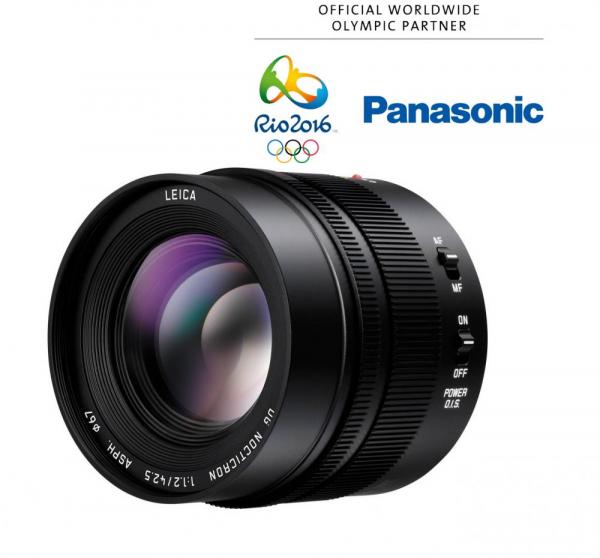 Panasonic Leica DG Nocticron 42.5mm f/1.2 ASPH Power OIS - montura MFT 3