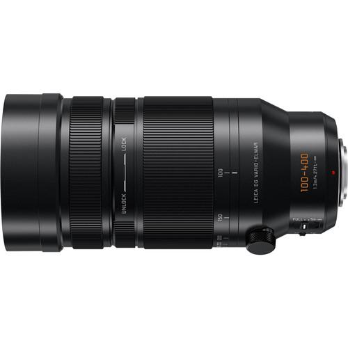Panasonic Leica DG Vario-Elmar 100-400mm f/4-6.3 ASPH POWER OIS - montura m4/3 (MFT) [3]