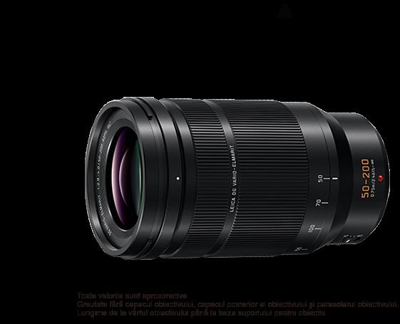 Panasonic LEICA DG VARIO-ELMARIT 50-200mm f/2,8-4 ASPH. POWER O.I.S.- montura m4/3 ( MFT) 4