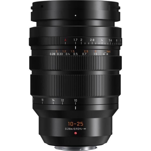 Panasonic Leica DG Vario-Summilux 10-25mm f/1.7 ASPH - montura m4/3 (MFT) 1