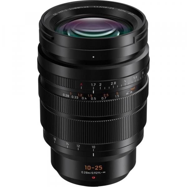 Panasonic Leica DG Vario-Summilux 10-25mm f/1.7 ASPH - montura m4/3 (MFT) 0