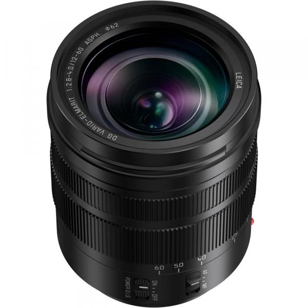Panasonic Leica Vario Elmarit 12-60/f2,8-4,0 ASPH Power OIS MFT - montura m4/3 (MFT) [1]