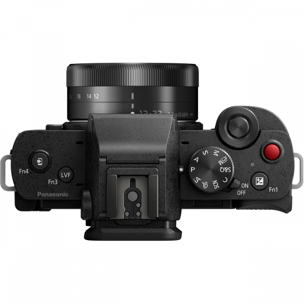 Panasonic Lumix DC-G100V kit G VARIO 12-32 mm f/3.5-5.6 ASPH. MEGA O.I.S. + mini trepied-maner DMW-SHGR1 9