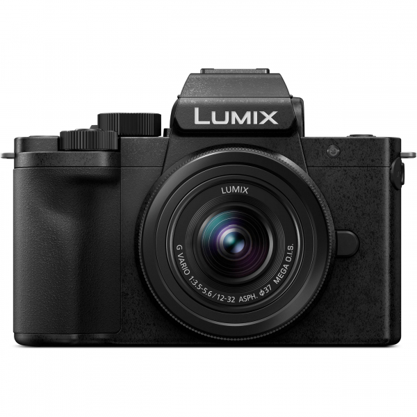 Panasonic Lumix DC-G100V kit G VARIO 12-32 mm f/3.5-5.6 ASPH. MEGA O.I.S. + mini trepied-maner DMW-SHGR1 5