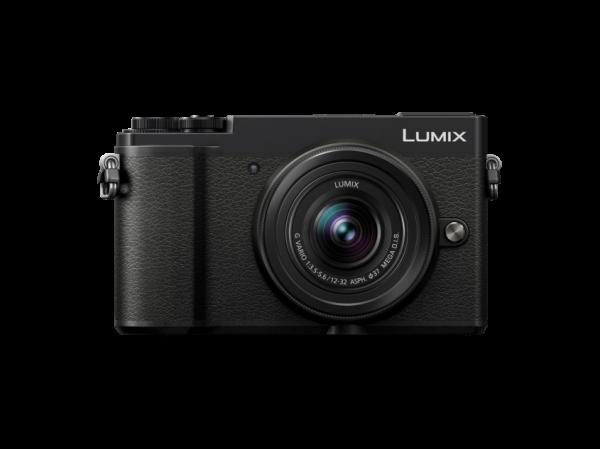 Panasonic Lumix DC-GX9K kit Lumix G Vario 12-32mm f/3.5-5.6 ASPH O.I.S. negru + grip Panasonic DMW-HGR2 [0]