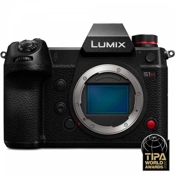 Panasonic  Lumix DC-S1H body - Mirrorless Full Frame 24MP , 6K/24p 0