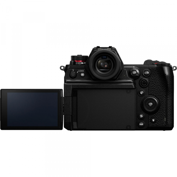 Panasonic  Lumix DC-S1H body - Mirrorless Full Frame 24MP , 6K/24p 3