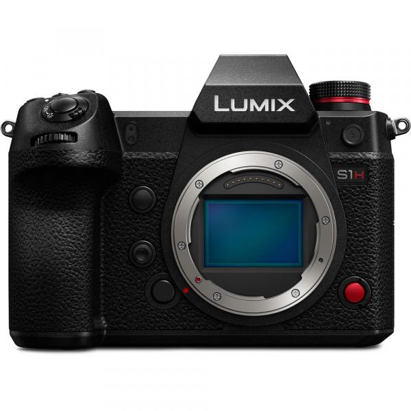 Panasonic  Lumix DC-S1H body - Mirrorless Full Frame 24MP , 6K/24p 1