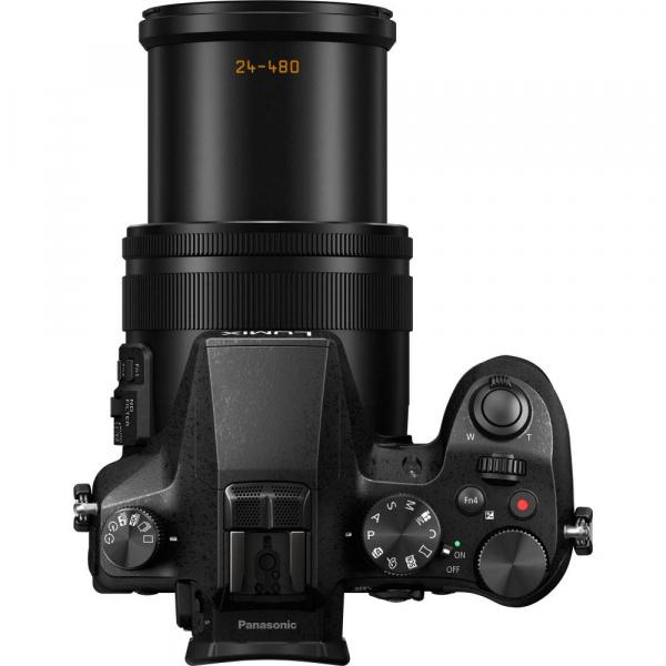 Panasonic Lumix DMC-FZ2000, negru 6