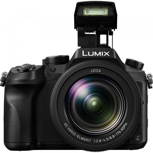 Panasonic Lumix DMC-FZ2000, negru 3