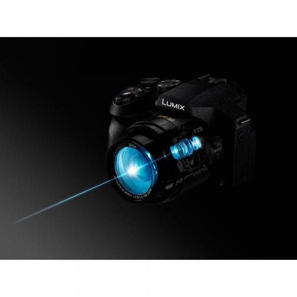 Panasonic Lumix DMC-FZ300 cu filmare 4K - black 9