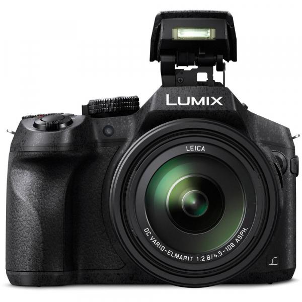 Panasonic Lumix DMC-FZ300 cu filmare 4K - black 2