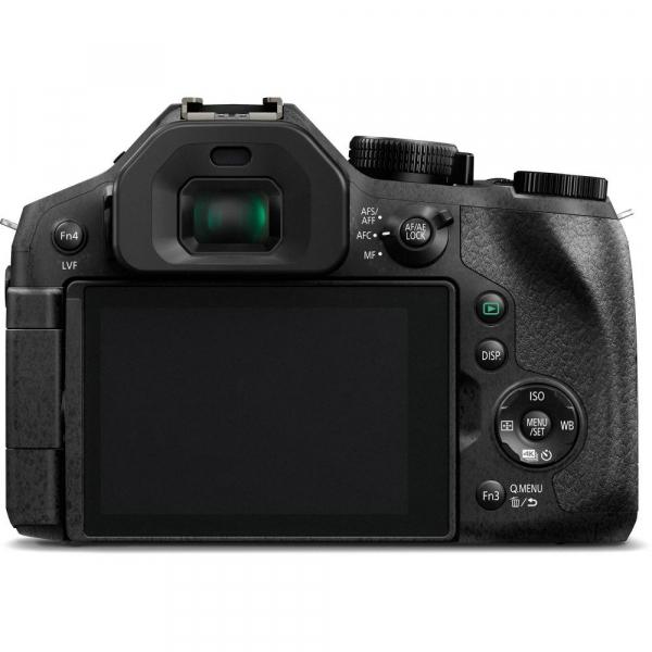 Panasonic Lumix DMC-FZ300 cu filmare 4K - black 6