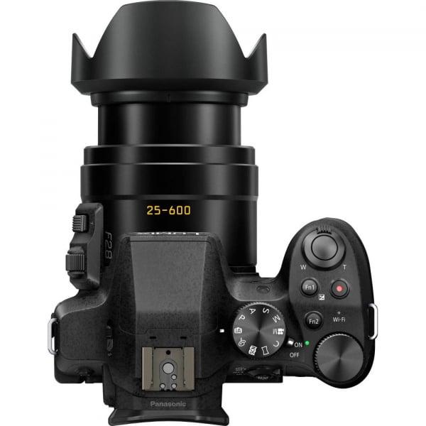 Panasonic Lumix DMC-FZ300 cu filmare 4K - black 10