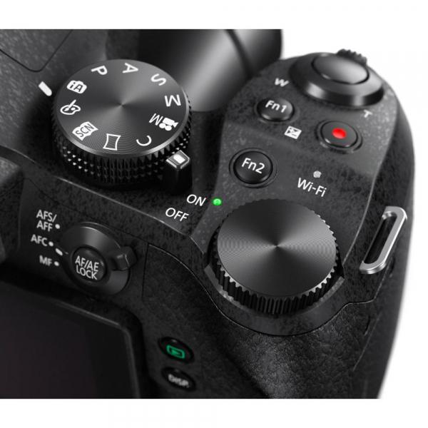 Panasonic Lumix DMC-FZ300 cu filmare 4K - black 8