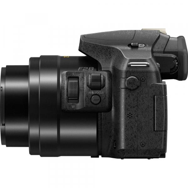 Panasonic Lumix DMC-FZ300 cu filmare 4K - black 4
