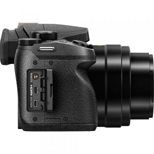 Panasonic Lumix DMC-FZ300 cu filmare 4K - black 5