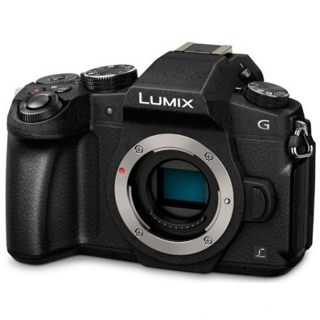Panasonic Lumix DMC-G80 body 1