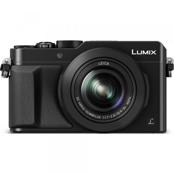 Panasonic Lumix  DMC-LX100 cu filmare 4K -  Black 1