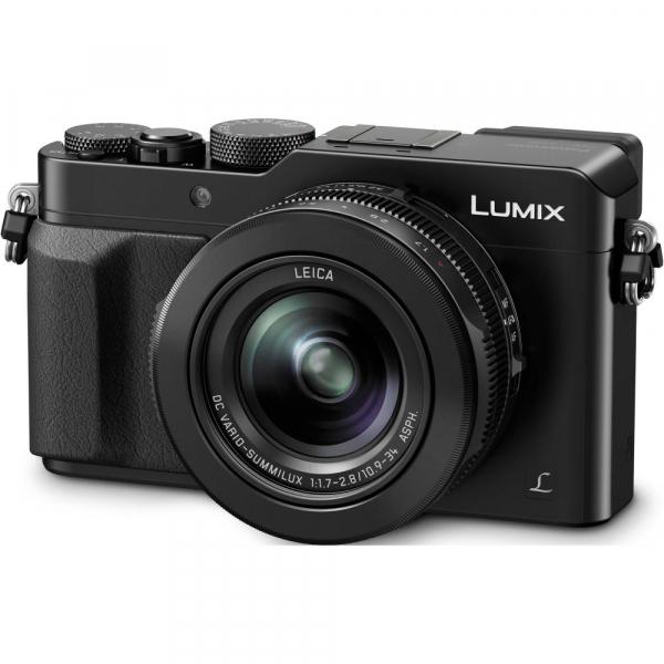 Panasonic Lumix  DMC-LX100 cu filmare 4K -  Black 2