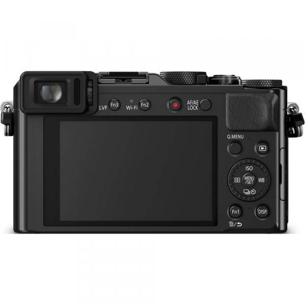 Panasonic Lumix  DMC-LX100 cu filmare 4K -  Black 6