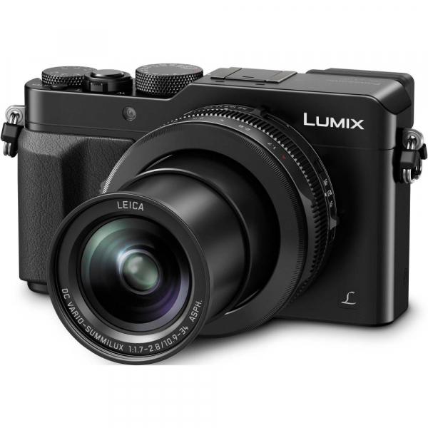 Panasonic Lumix  DMC-LX100 cu filmare 4K -  Black 3