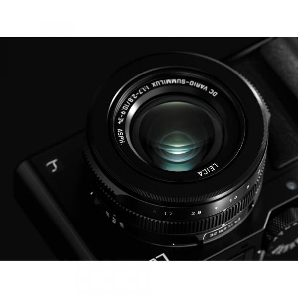 Panasonic Lumix  DMC-LX100 cu filmare 4K -  Black 8