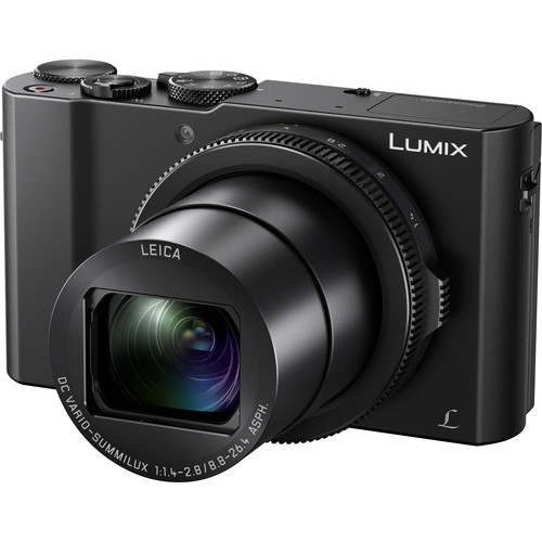 Panasonic Lumix DMC-LX15 - black [8]