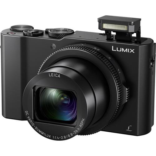 Panasonic Lumix DMC-LX15 - black [7]
